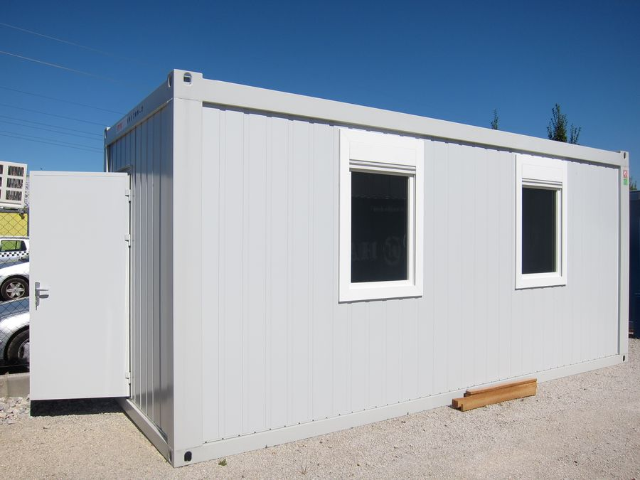 Bürocontainer NEU 20' AKTION ab € 4.990,-**